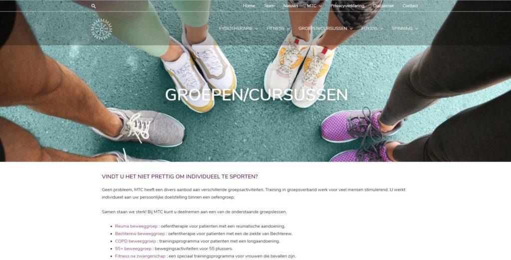 MTC berneze website vgwdesign